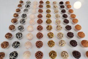 table brigadeiros collection saveurs