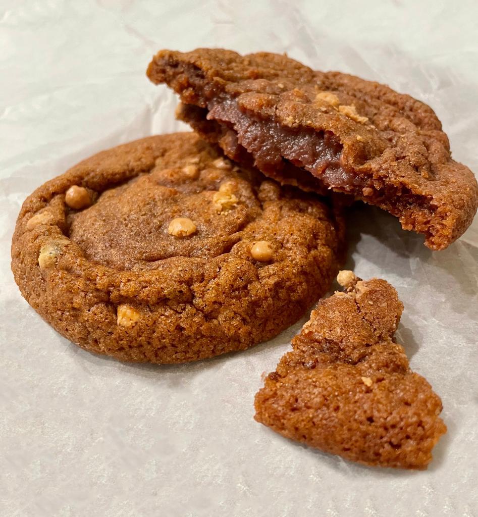 cookie coeur brigadeiro